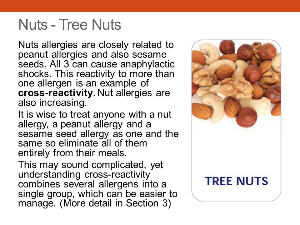 Nuts - Tree Nuts