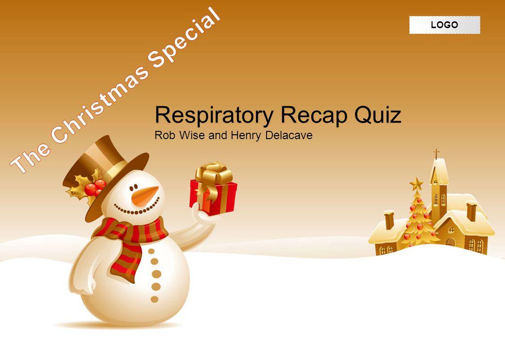 Respiratory Recap Quiz
