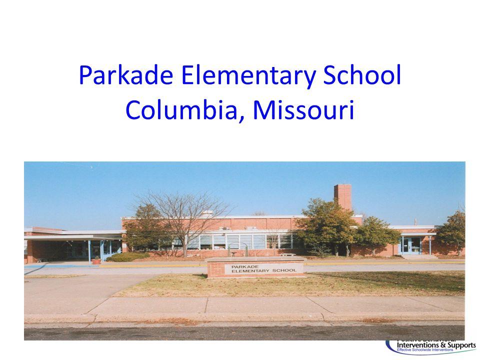 Parkade Elementary School Columbia, Missouri