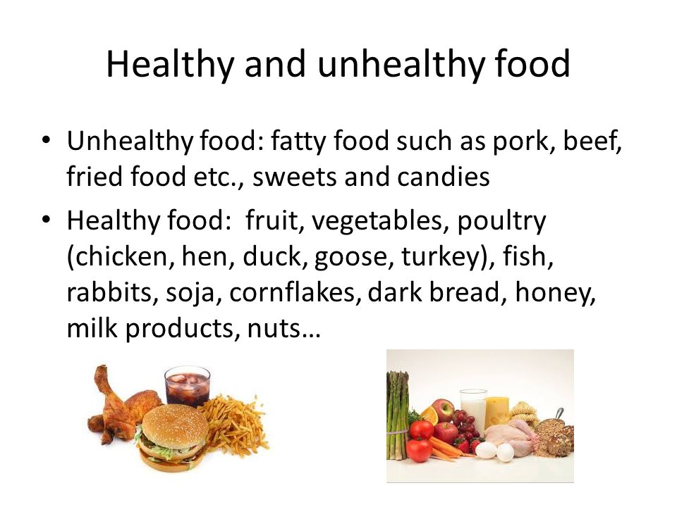 how to develop healthy eating habits video
