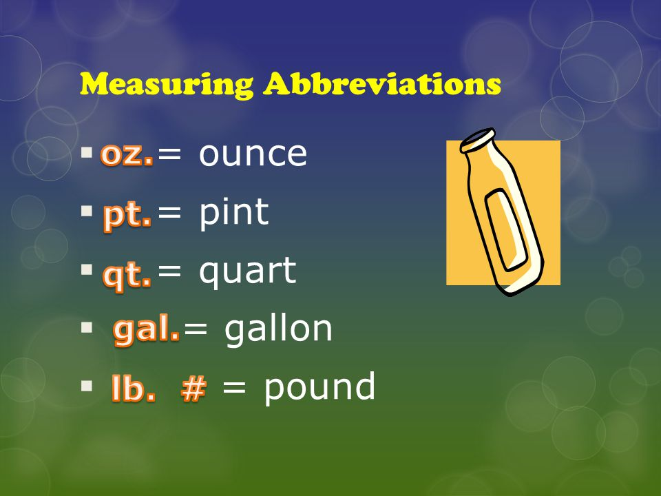 Measuring Abbreviations
