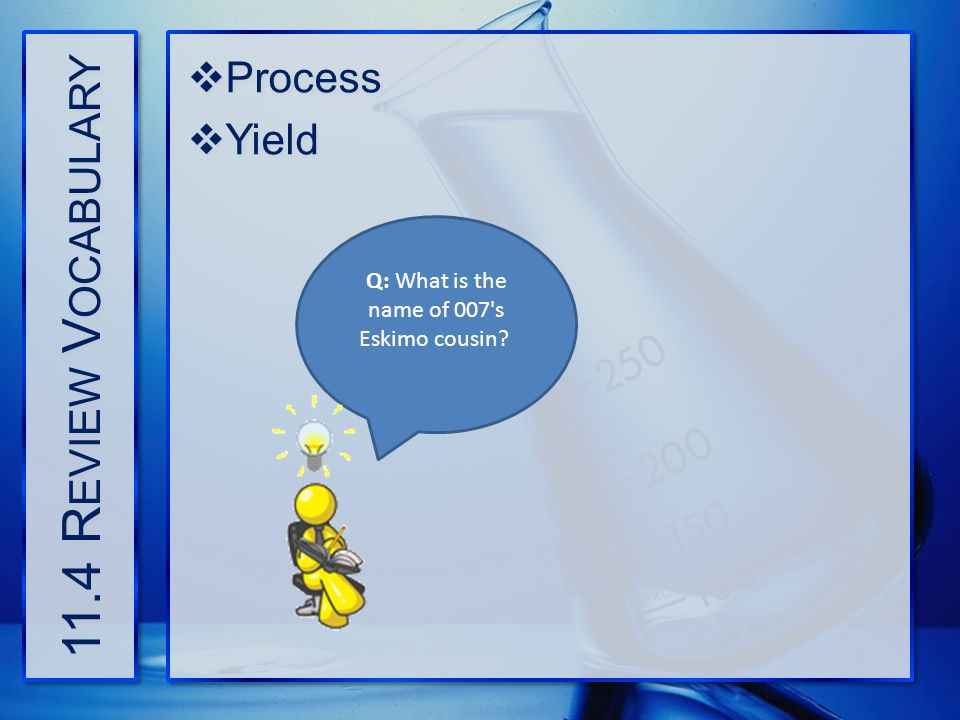 Q: What is the name of 007 s Eskimo cousin A: Polar Bond.