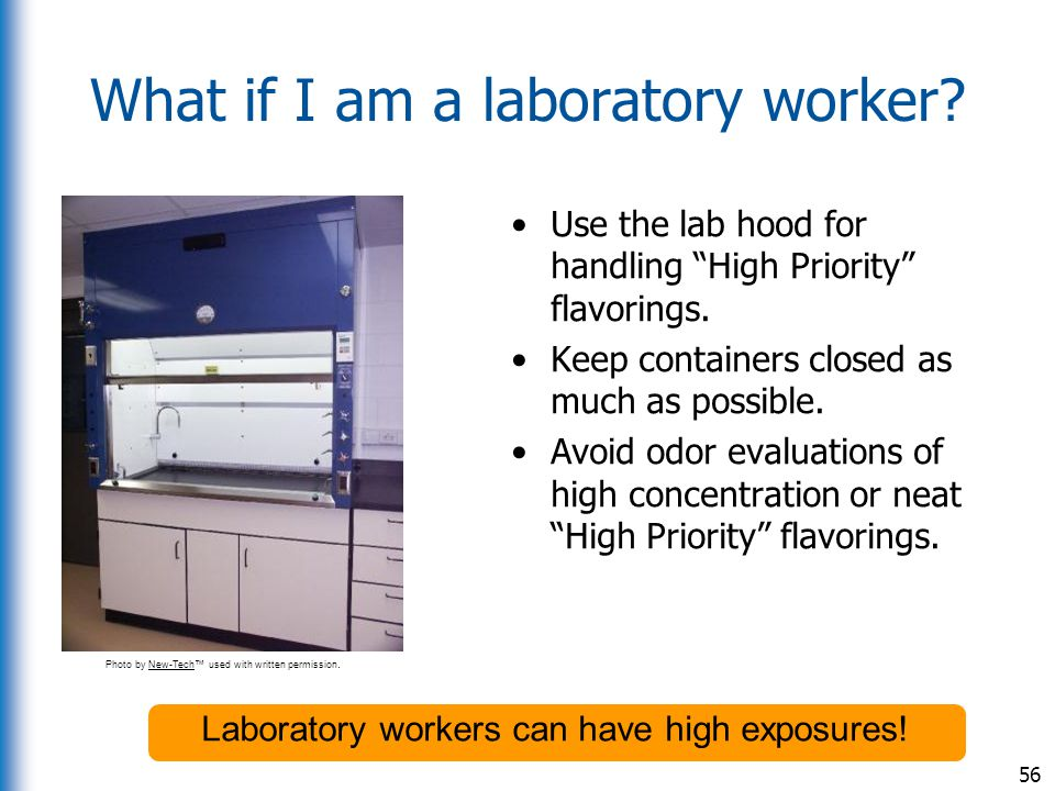 What if I am a laboratory worker