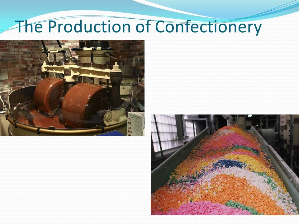 The Production of Confectionery