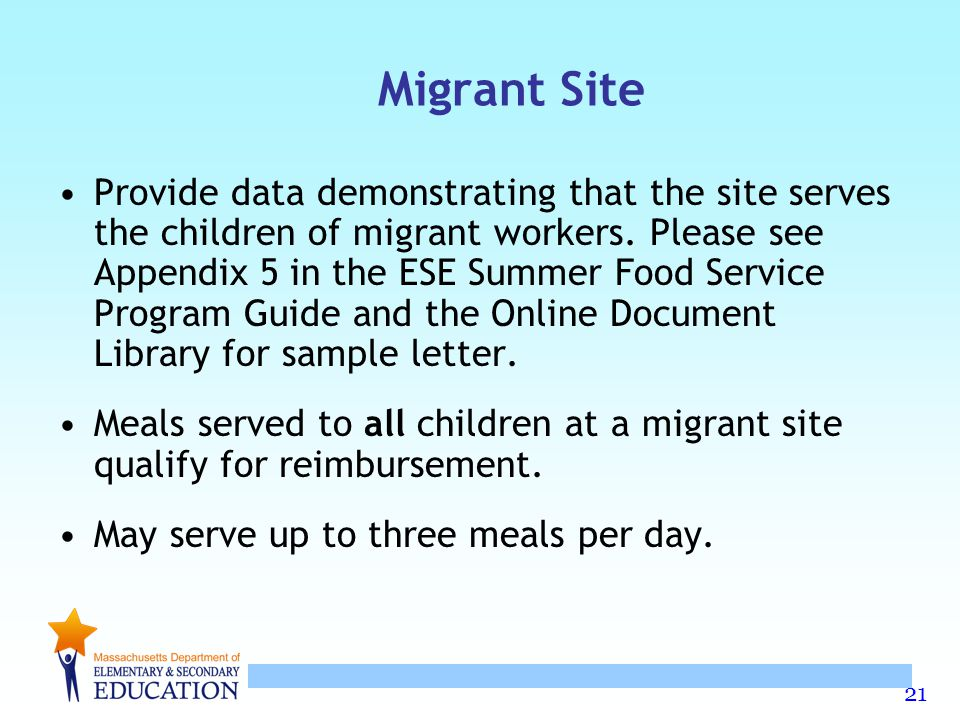 Migrant Site