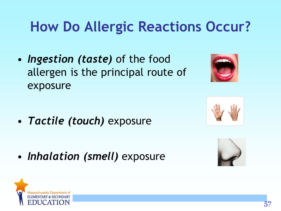 How Do Allergic Reactions Occur