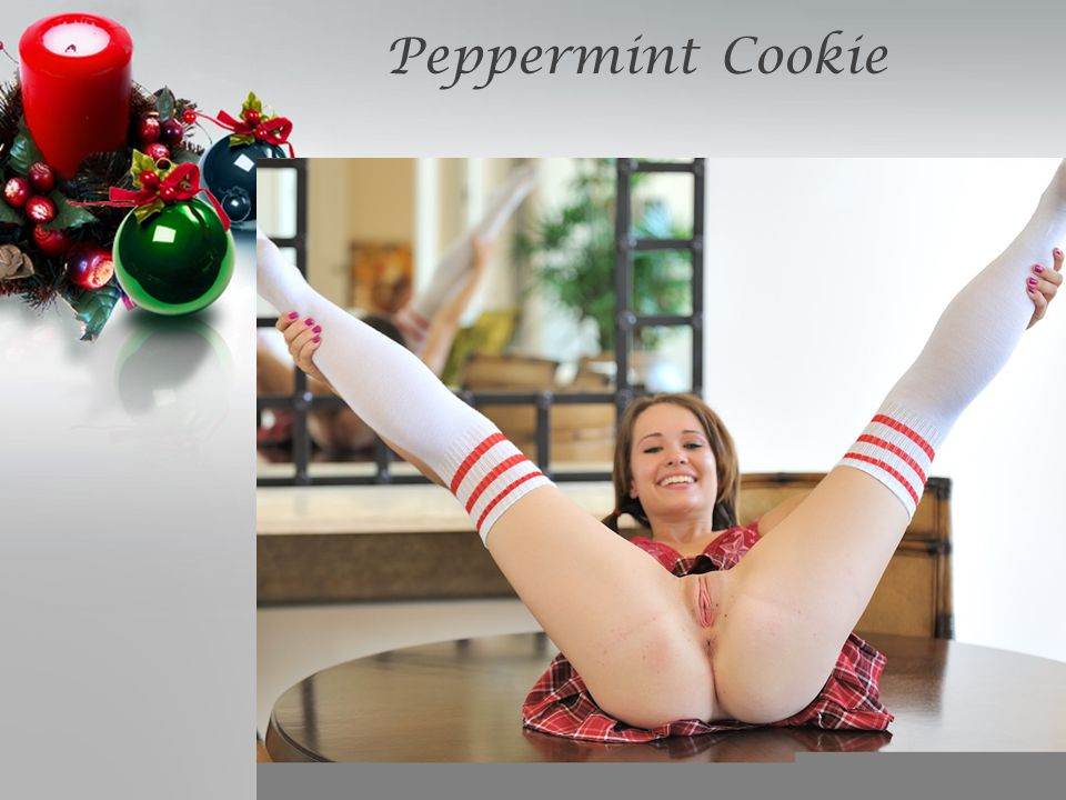 Peppermint Cookie