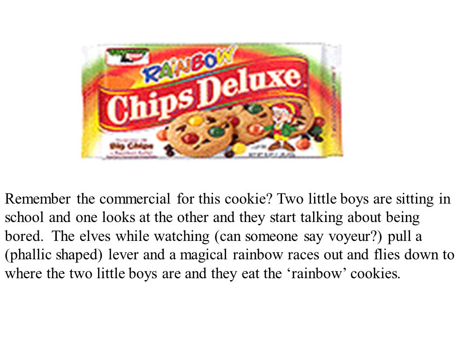 Remember the commercial for this cookie