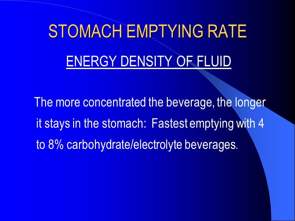 ENERGY DENSITY OF FLUID
