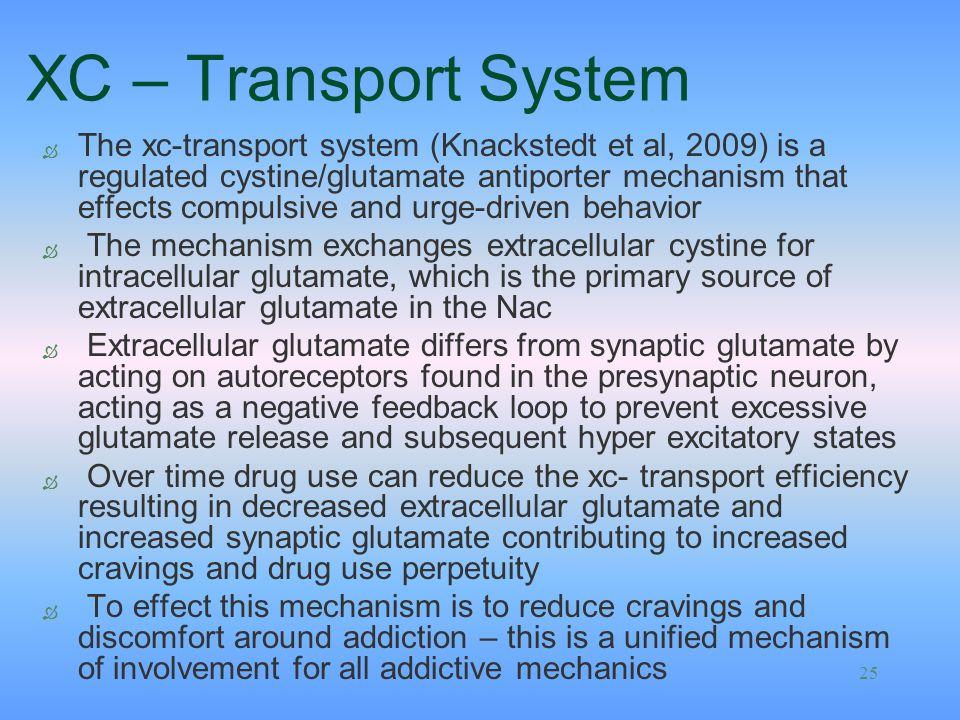 XC – Transport System