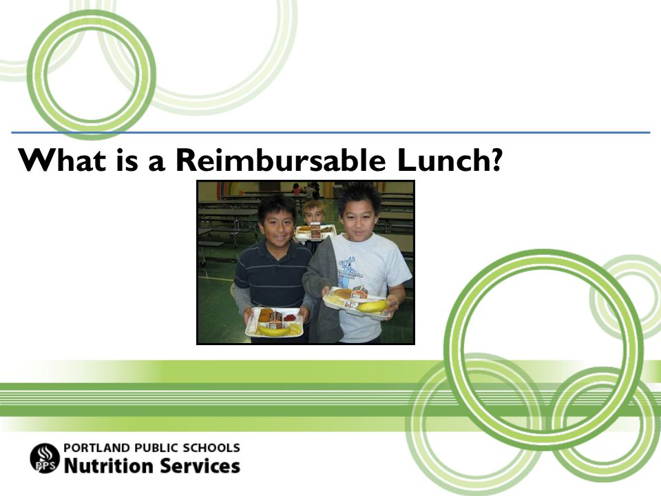 What is a Reimbursable Lunch