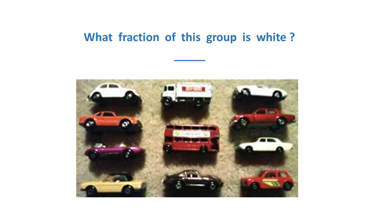 What fraction of this group is white _____
