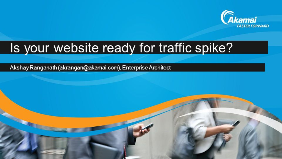 Is your website ready for traffic spike