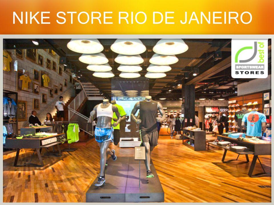 NIKE STORE RIO DE JANEIRO
