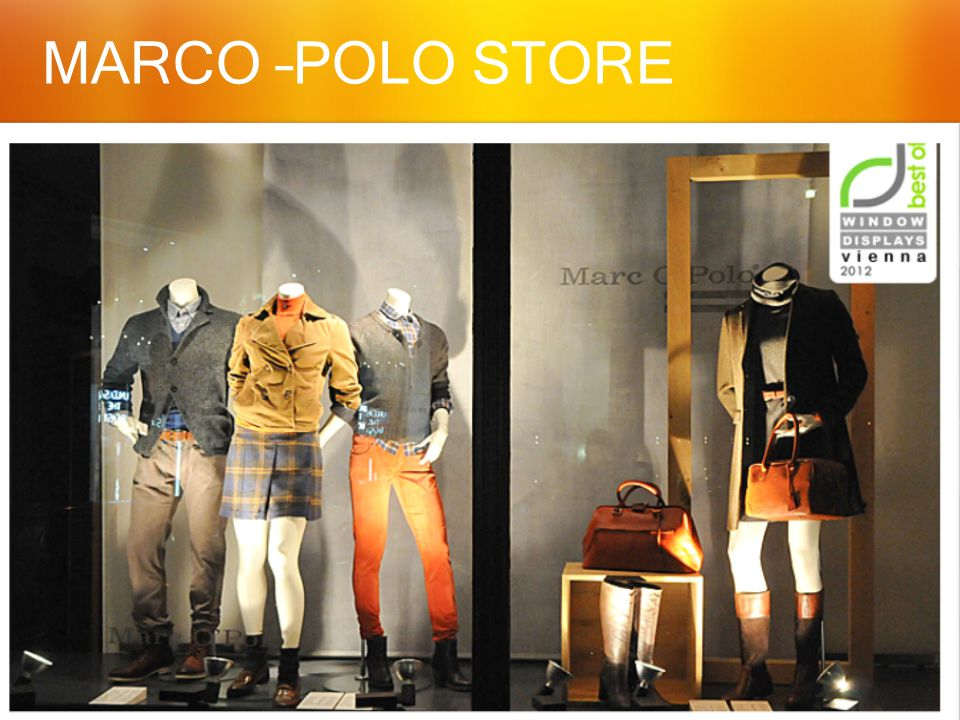MARCO –POLO STORE