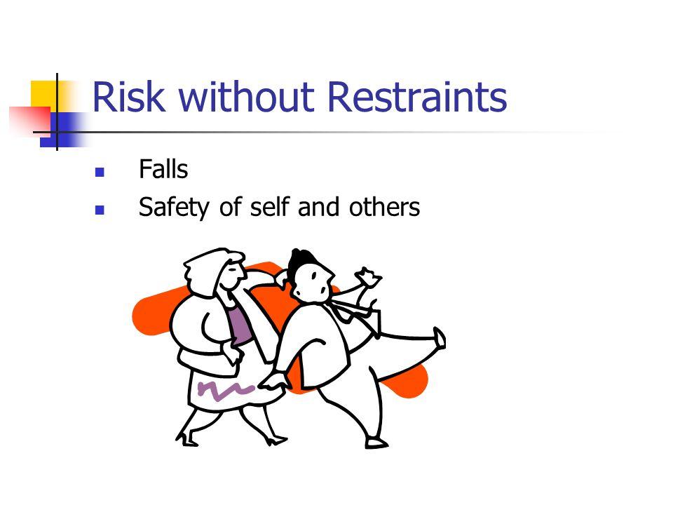 Risk without Restraints