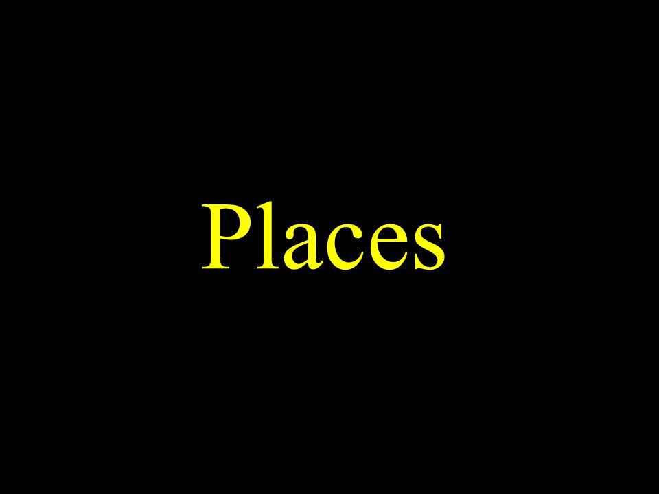 Places 25
