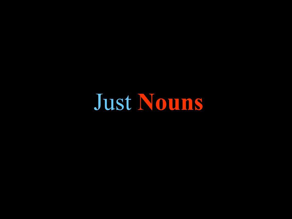 Just Nouns 4
