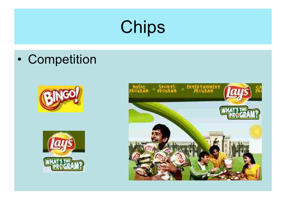 Chips Competition