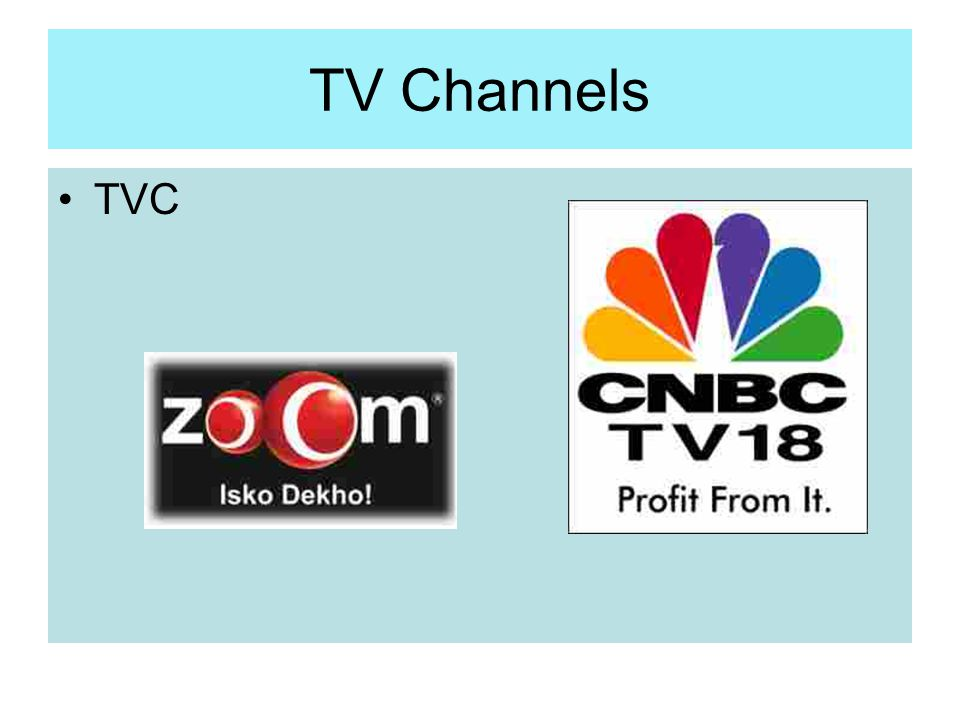 TV Channels TVC