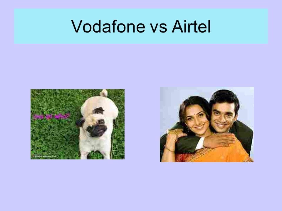 Vodafone vs Airtel