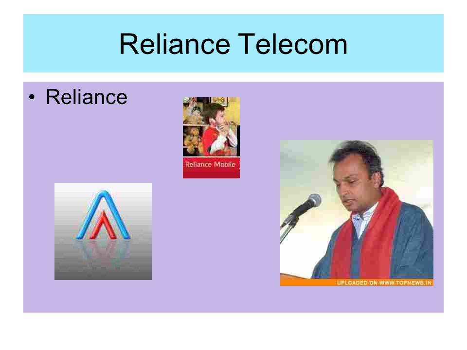 Reliance Telecom Reliance