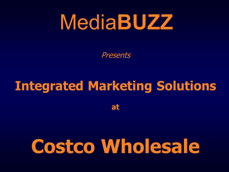 Integrated Marketing Solutions