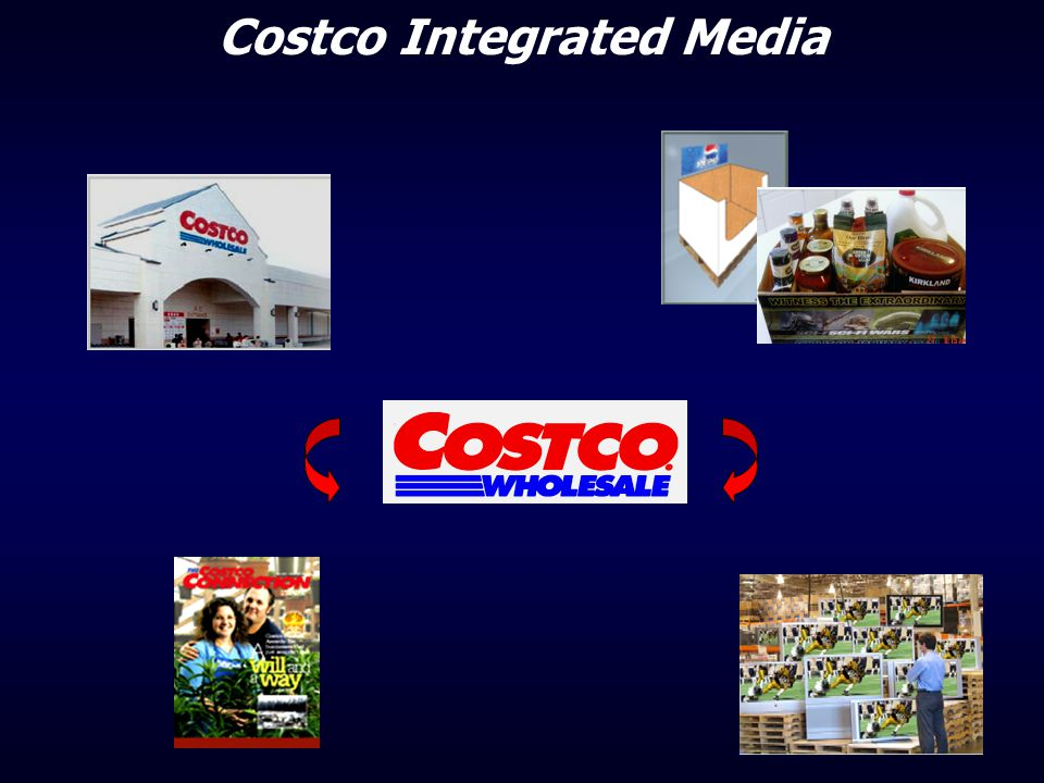 Costco Integrated Media