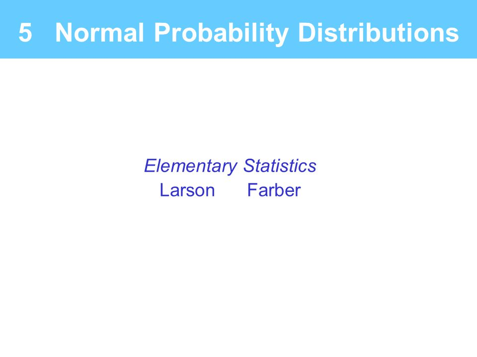 5 normal probability distributions ppt video online download fandeluxe Images