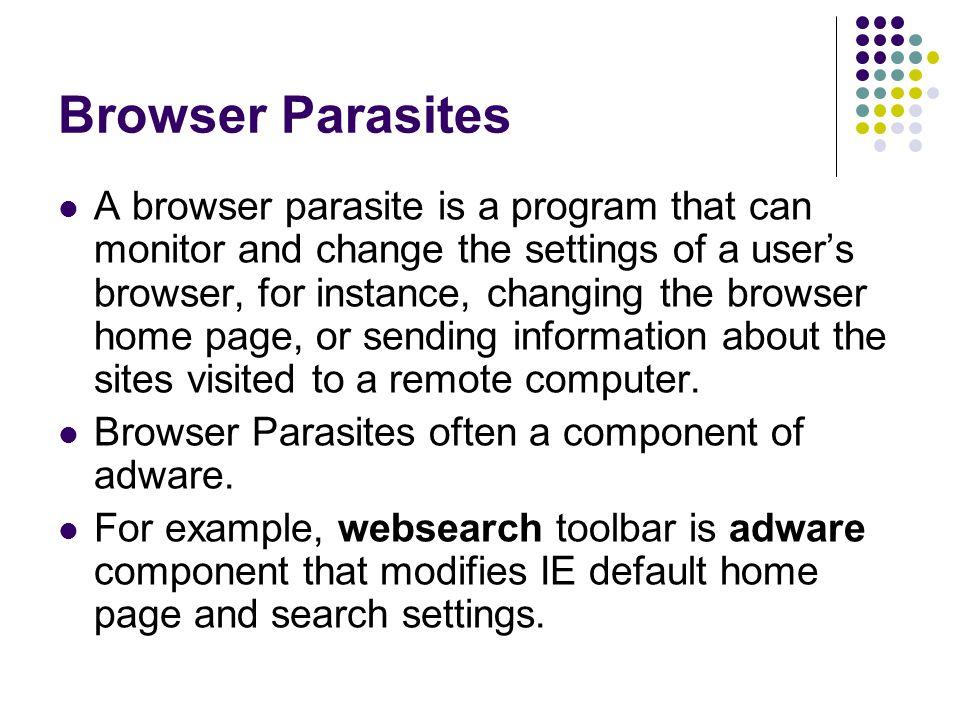 Browser Parasites