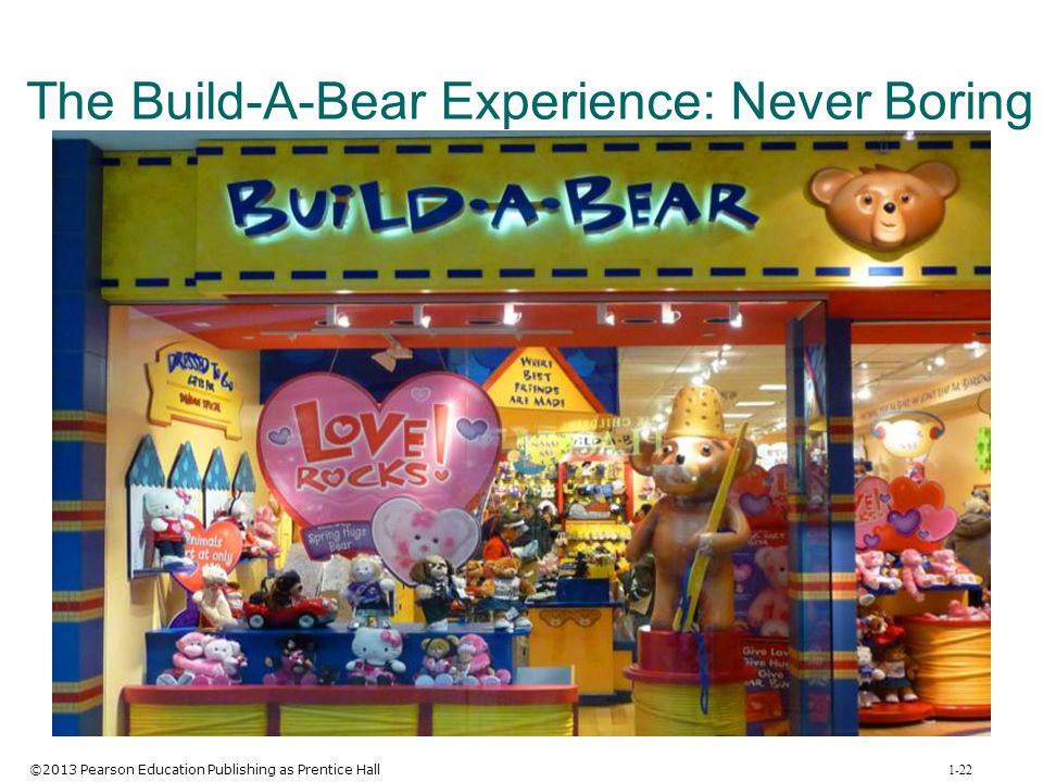 The Build-A-Bear Experience: Never Boring