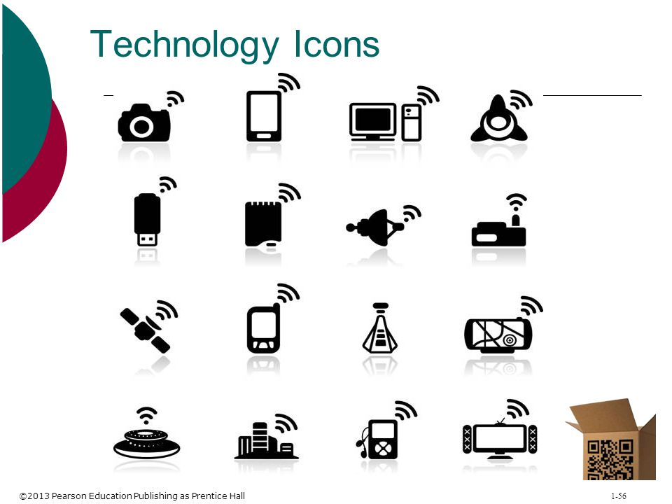 Technology Icons 56