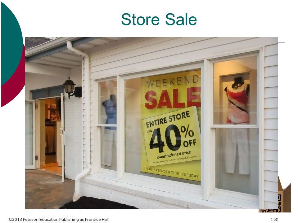 Store Sale 58