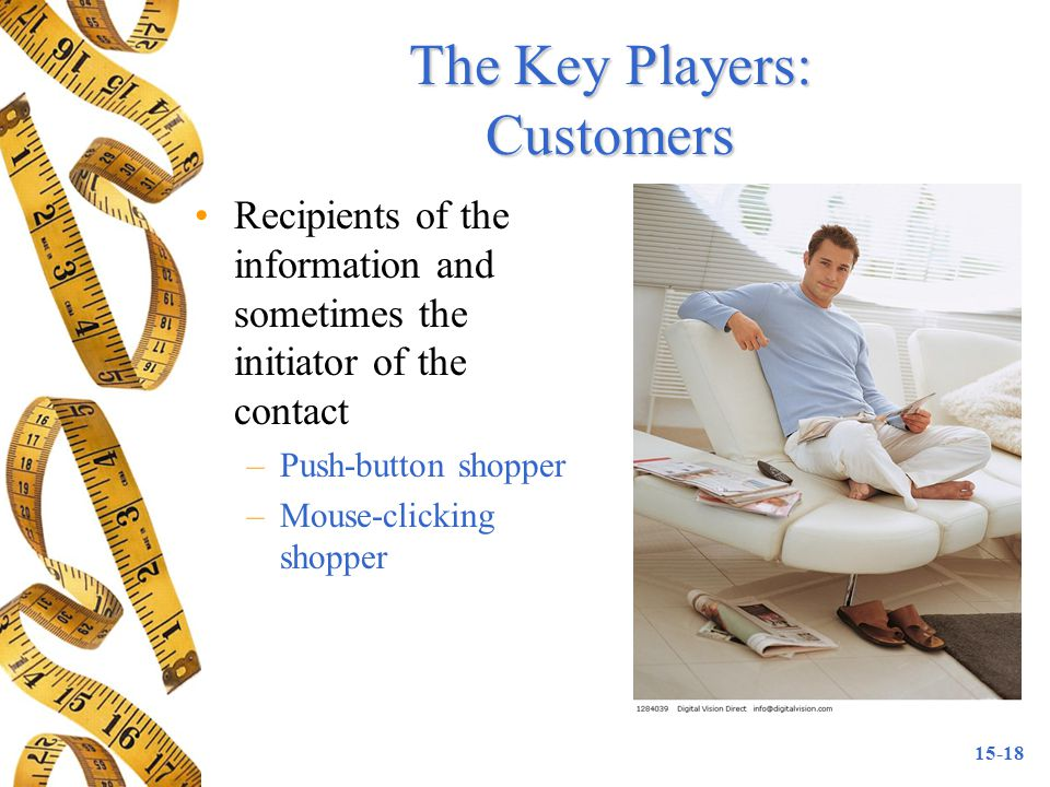 The Key Players: Customers
