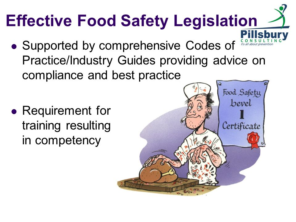 food safety legislation in pakistan identifying Every hour of every day people around the world are living with and working to resolve food safety issues briefly: prison brew disease detecting deadly delicacy by news desk challenges of the investigation included identifying affected inmates.