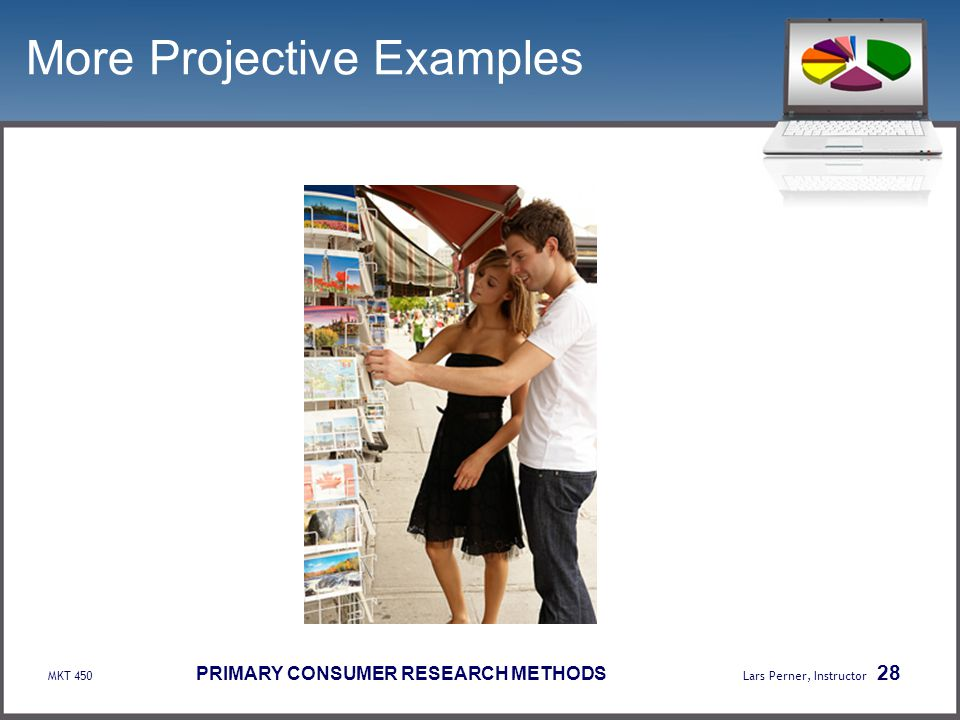 More Projective Examples