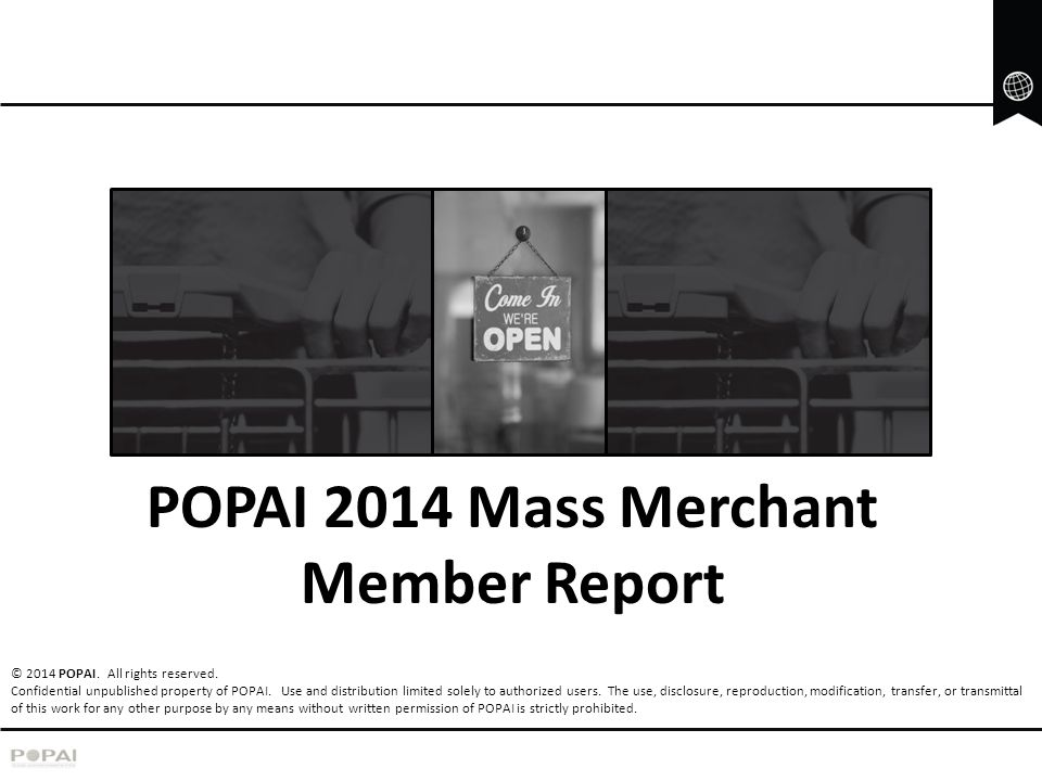 POPAI 2014 Mass Merchant Member Report