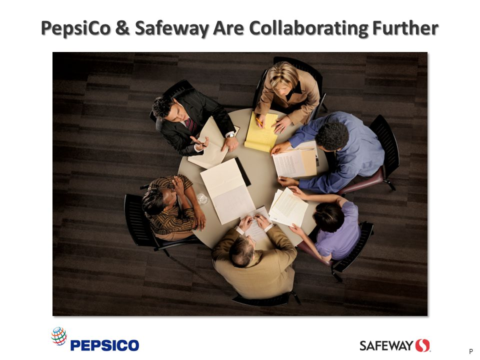 PepsiCo & Safeway Are Collaborating Further