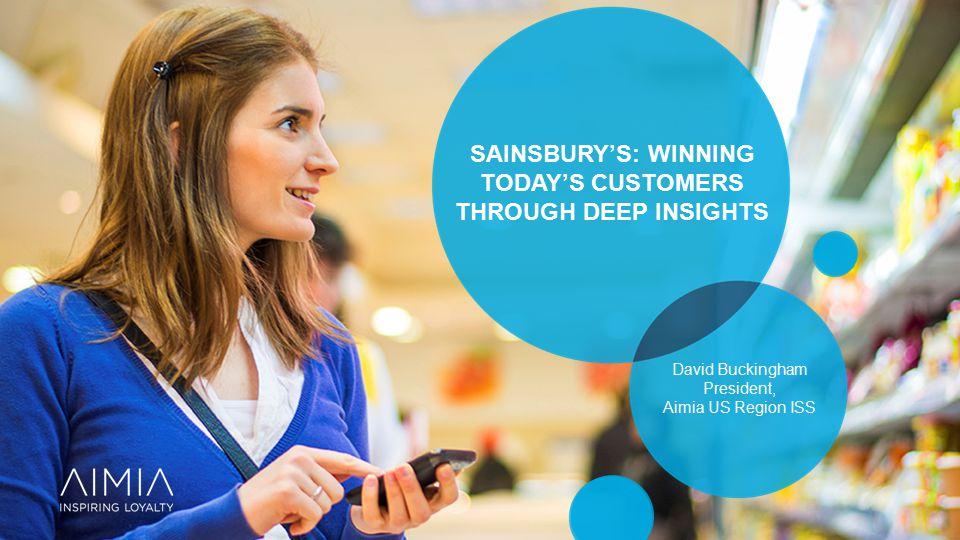 Sainsbury's: Winning today's customers through deep insights