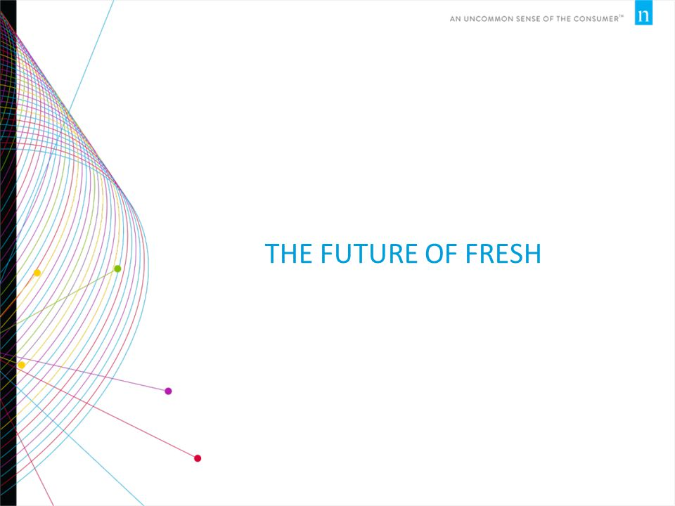 The future of fresh