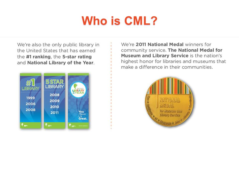 Who is CML