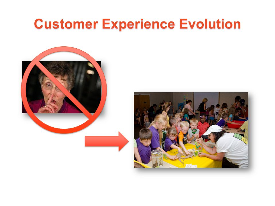 Customer Experience Evolution