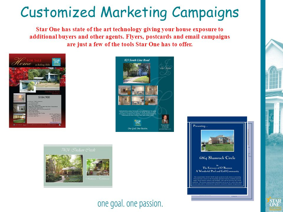 Customized Marketing Campaigns