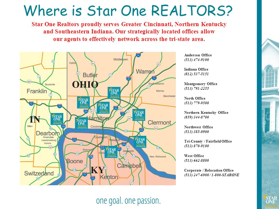 Where is Star One REALTORS