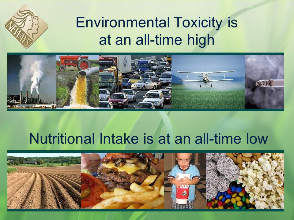 Environmental Toxicity is at an all-time high