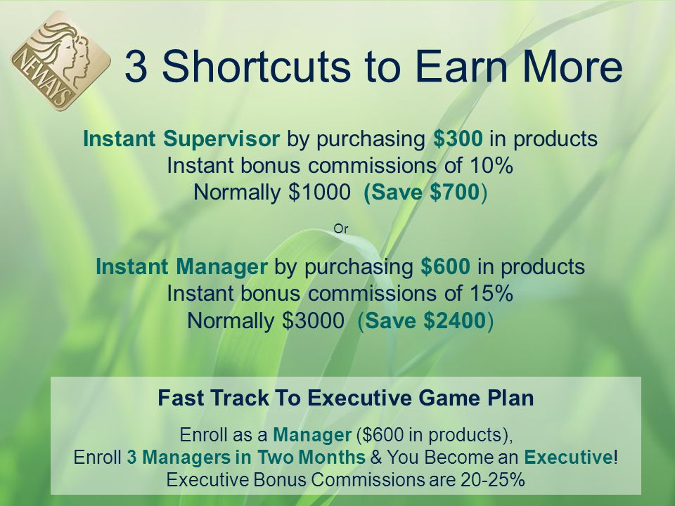 Fast Track To Executive Game Plan
