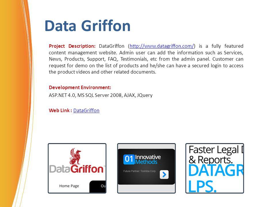 Data Griffon