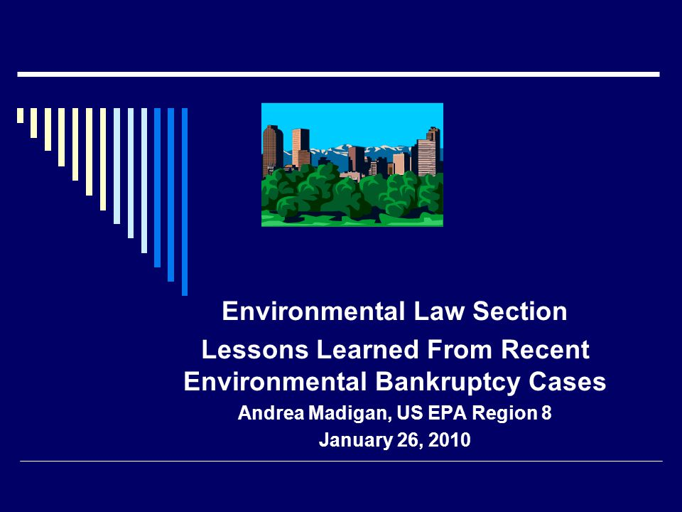 Environmental Law Section