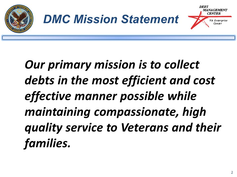 DMC Mission Statement