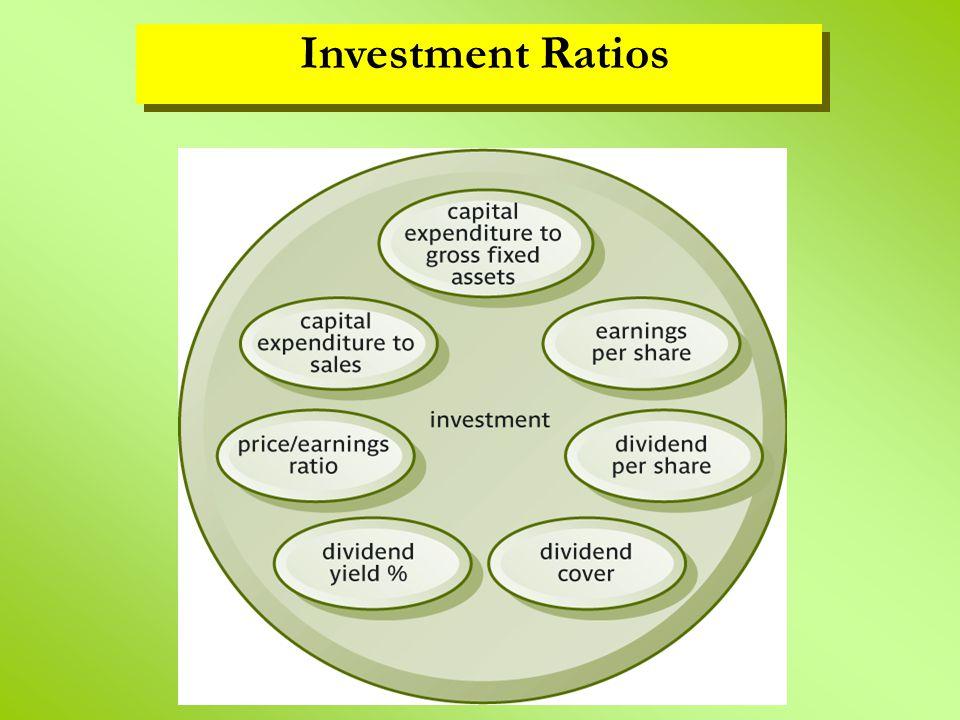 Investment Ratios